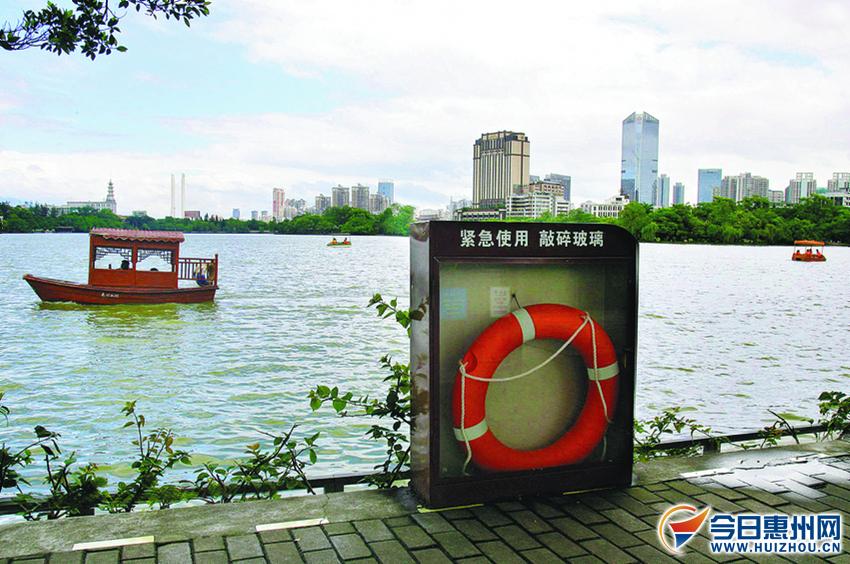 惠州西湖创5a风景区:苎萝西子展新颜(图)