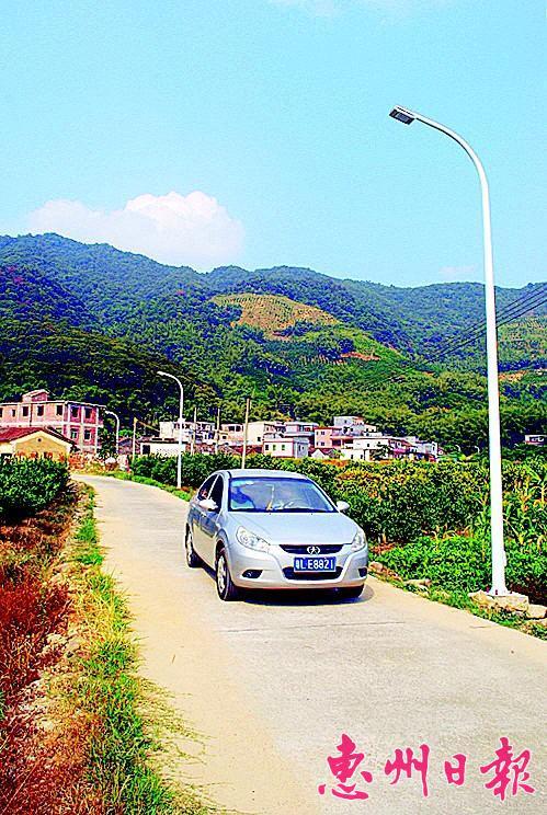 农村公路硬件设施逐步完善。