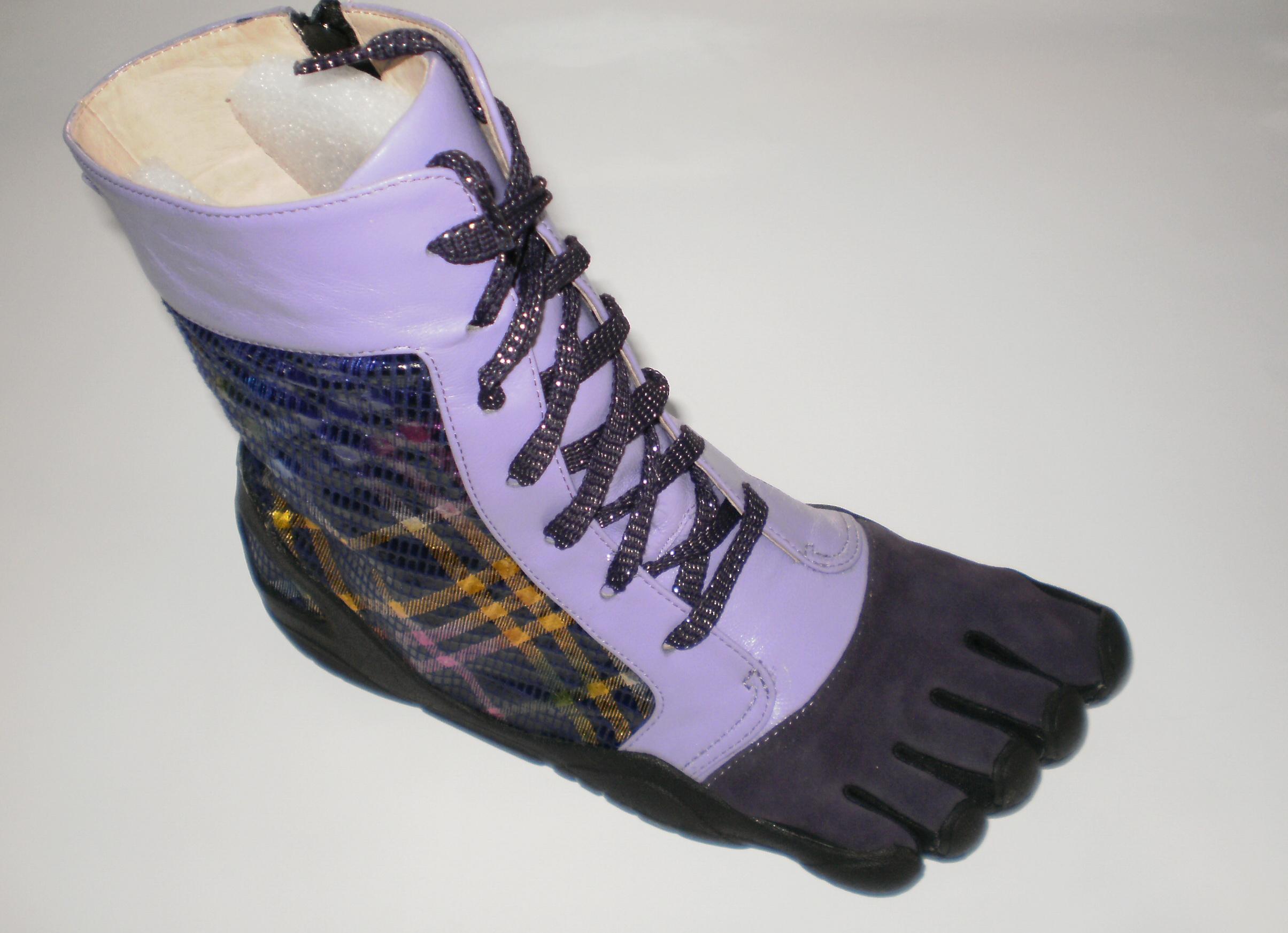 步斯特五指鞋 全新产品 喜迎健康生活!